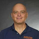Jurg Gerber, Ph.D., Interim Chair, Department of Security Studies